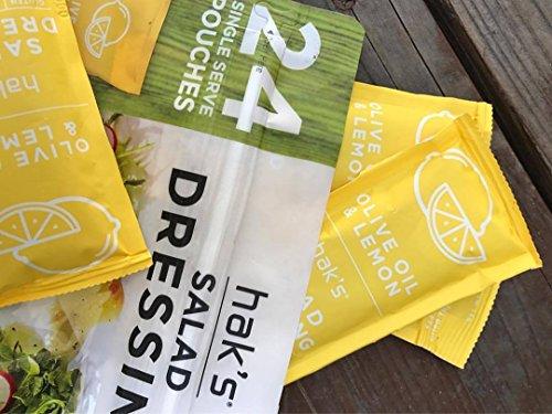 olive and lemon dressing - 1