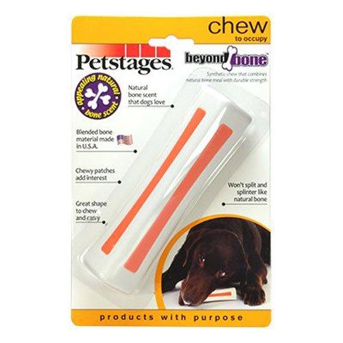 Petstages Medium Beyond Bone Dog Chew Toy, 5.75 Length