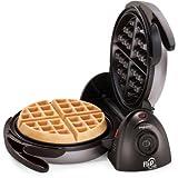 Presto FlipSide Belgian Waffle Maker, black