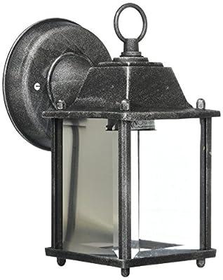 Trans Globe Lighting 8-Inch 1-Light Outdoor Wall Lantern