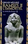 Ramsès II l'immortel, tome 1 : Le diable flamboyant par Messadié