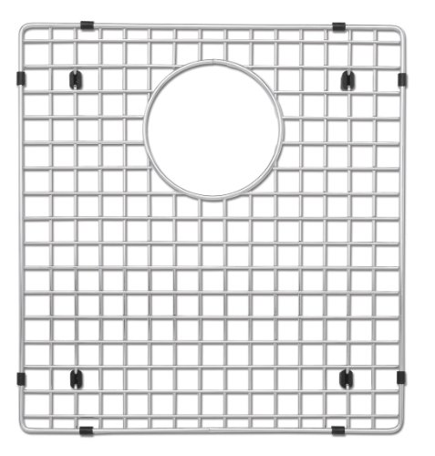 (Blanco 516364 Sink Grid, Fit Précis 1-3/4 left bowl, Stainless Steel)