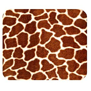 Custom Giraffe Personalized Rectangle Mousepad SBY-772
