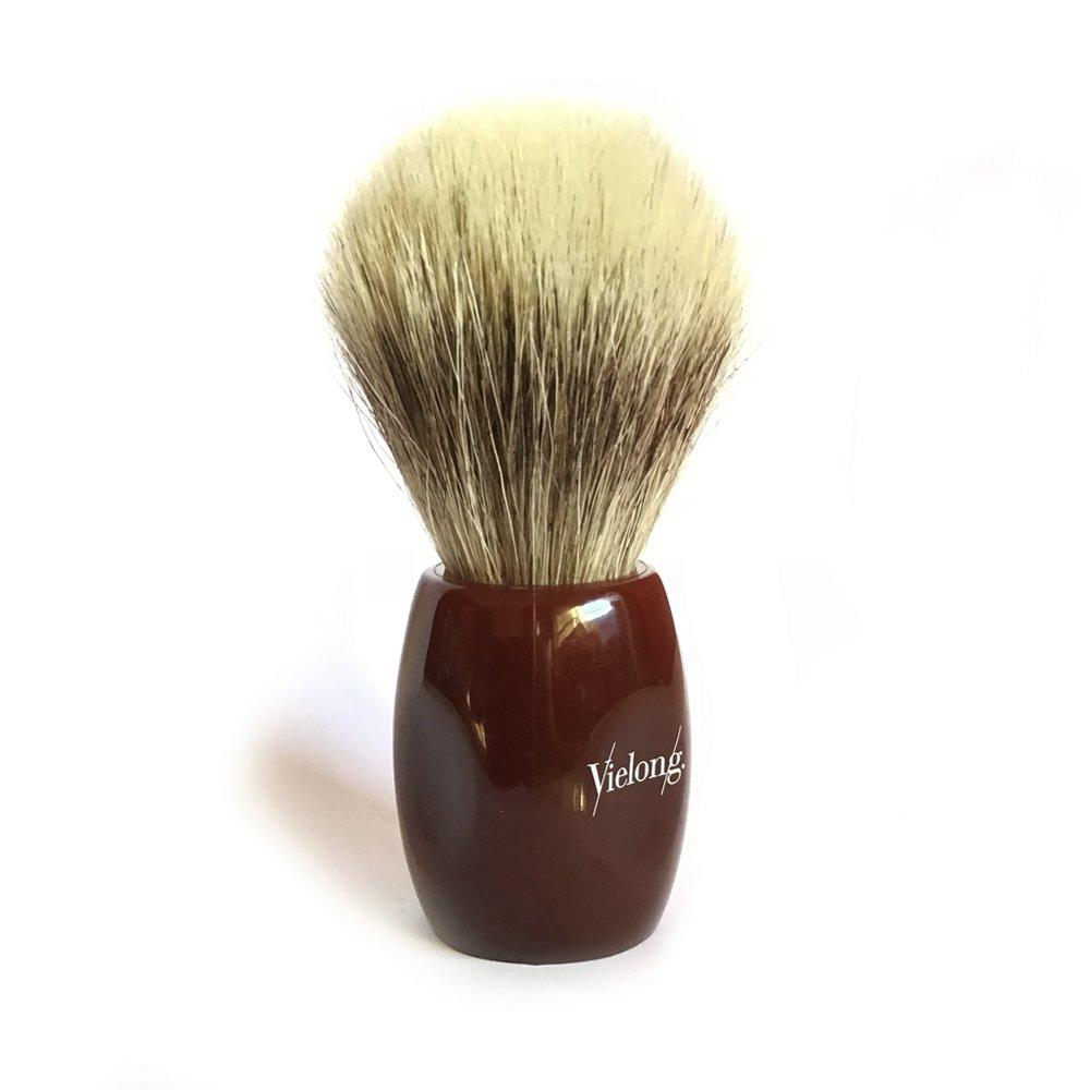 Vielong Brocha de Afeitar, Mentol - 1 Unidad 13723