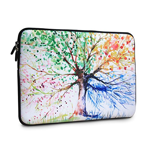 iCasso 13 Inch Stylish Neoprene Macbook