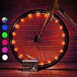 Activ Life Bicycle lights (2 Tires, Orange) Best