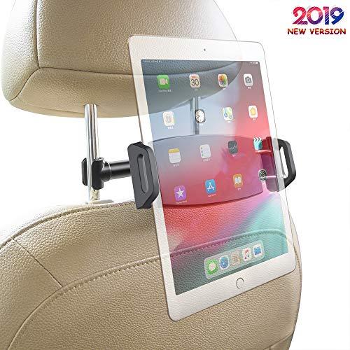 360° Tablet headrest mount f Lenovo Yoga Tab 3 Plus car holder