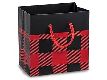 Amazon.com: Lumberjack bolsas de regalo, tamaño de Petite ...