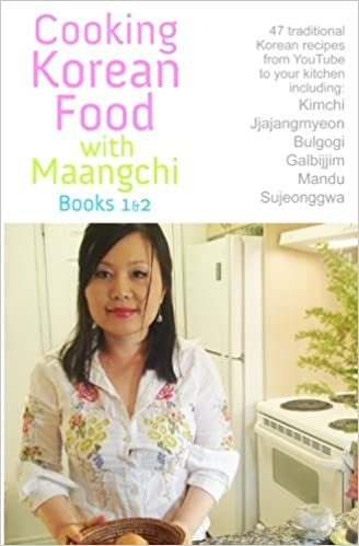 Amazon cooking korean food with maangchi books 12 from amazon cooking korean food with maangchi books 12 from youtube to your kitchen 9781440466595 maangchi books forumfinder Gallery