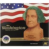Chia George Washington Handmade Decorative Planter