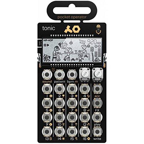 Teenage Engineering Pocket Operator PO-32 tonic Black by Teenage Engineering
