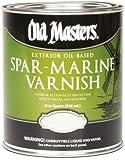 OLD MASTERS 92501 Spar Marine Varnish