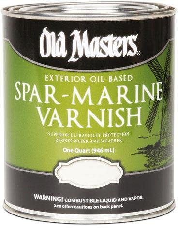 OLD MASTERS 92501 Spar Marine Varnish