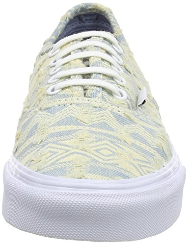 VXG6ATX Frayed White Zapatillas True Multicolor Native Unisex Vans PwqWdOSP