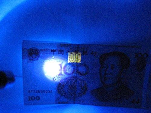 DDI Mini 3in1 LED flashlight, laser teaching, money inspection lamp 4pcs