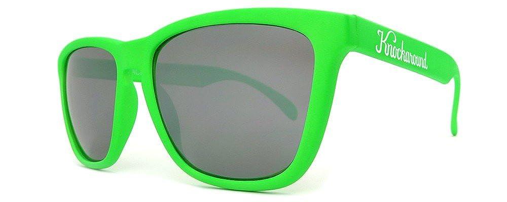 Gafas de sol Knockaround Classic Premium Neon Green / Smoke ...