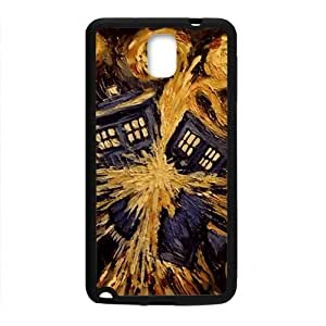 Doctor Who special box Cell Phone Case for Samsung Galaxy Note3