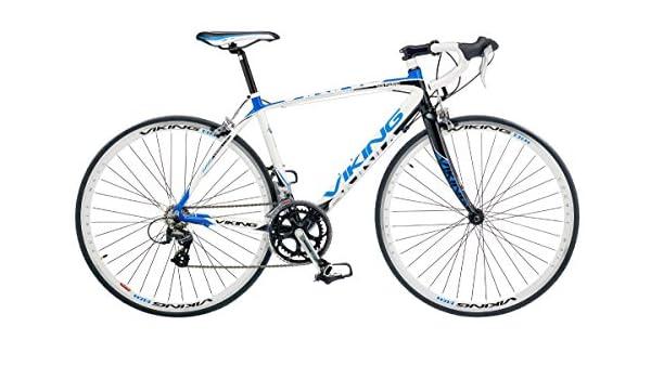 Viking San Marino - Bicicleta de Carretera para Hombre, Ruedas de ...