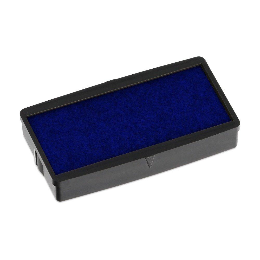 color azul por ejemplo para Printer 20, E20... Colop Repuesto Coj/ín S//20/