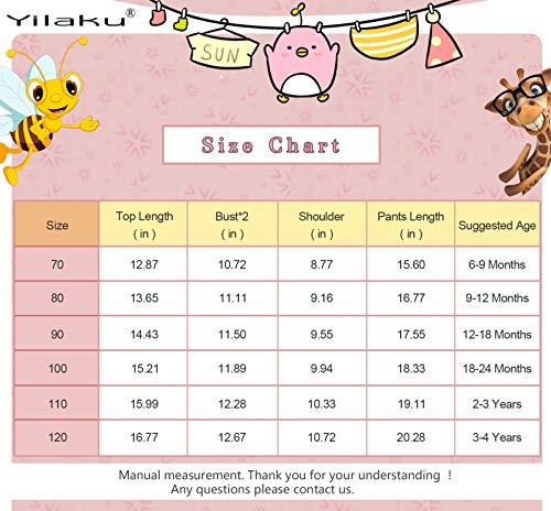 Yilaku Vestiti per Neonati Camicia a Quadri + Papillon + Bretelle + Pantaloni 4Pcs Ragazzi del Bambino Bambini Abito da… 7