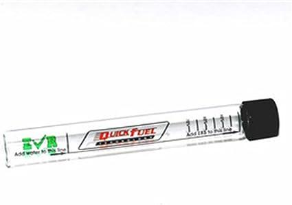 E85 Tester Ethanol Fuel Sample Test Tube Kit