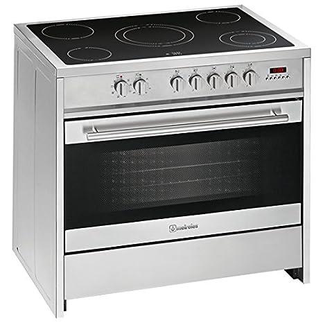 Meireles E 912 X - Cocina (Independiente, Acero inoxidable ...