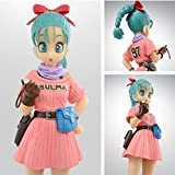 Dragon Ball Z SCultures Big Tenkaichi Budoukai 7 Bulma Buruma Girl Figure No Box