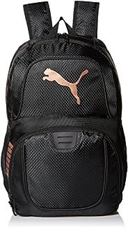 PUMA Men's Evercat Contender 3.0 Backpack, black/gold, One