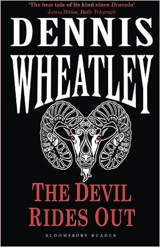 Book The Devil Rides Out (Duke de Richleau) by Dennis Wheatley (2014-08-26)