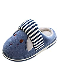 XFentech Baby Winter Slippers Girls Boys House Slipper Unisex Comfortable Shoes