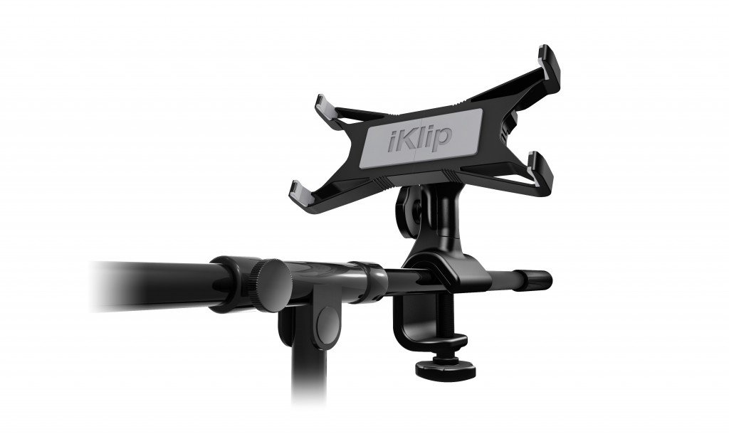IK Multimedia iKlip Xpand universal mic stand support for iPad and tablets by IK Multimedia (Image #5)