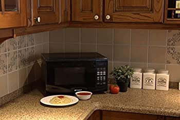 Emerson Mw9255b, 0.9 Cu. Ft. 900 Watt, Touch Control, Black Microwave Oven 6
