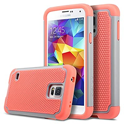 Galaxy S5 Hybrid Case by ULAK