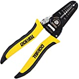DOWELL 10-22 AWG Wire Stripper,Wire Crimper And Multi-Function Hand Tool,Professional Handle Design And Refined Craftsmanship.