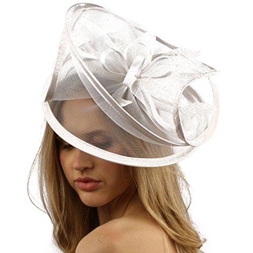 Feathers Headband Fascinator Millinery Hat