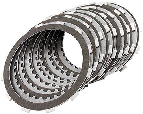 (Barnett Performance Products Carbon Fiber Clutch Plate Kit 306-30-20018)