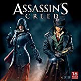 Sellers Publishing 2018 Assassin's Creed Wall Calendar (CA0107)