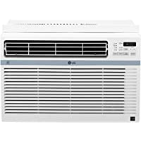 LG LW1017ERSM Energy Star 10,000 BTU Window Air Conditioner with Wi-Fi