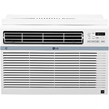 Lg lw1217ersm energy star 12 000 btu 115v for 12000 btu window air conditioner 220v