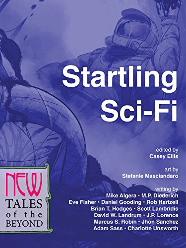Startling Sci-Fi: New Tales Of The Beyond