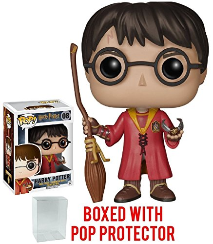Funko Pop! Movies: Harry Potter - Quidditch Harry Potter #08