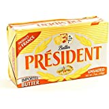 Beurre President - First Quality Bar - Unsalted (7 ounce)