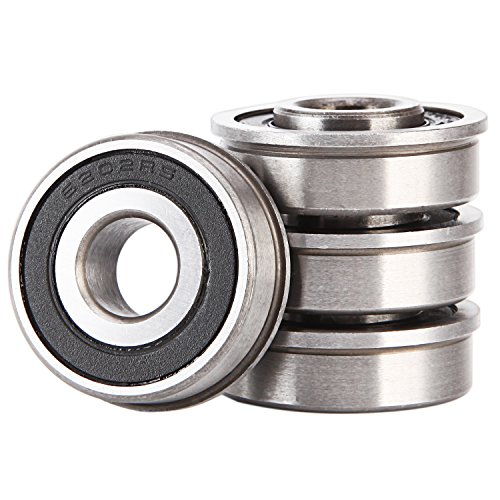 Lawn Mower Hubs : Xike pack id quot od flanged ball bearing lawn