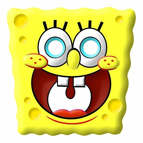 Party Vac Form Mask | SpongeBob Collection | Party Accessory]()