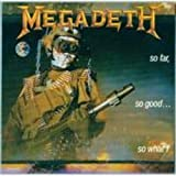 Megadeth: So Far,So Good,So What-Remas (Audio CD)