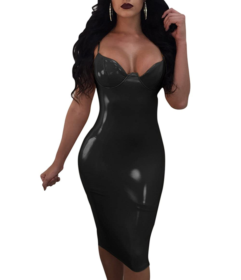 f12a401a2 Top 10 wholesale Sexy Leather Dress - Chinabrands.com