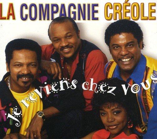 CD : La Compagnie Cr ole - Je Reviens Chez Vous (CD)
