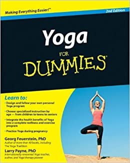 Yoga For Dummies: Amazon.es: Georg Feuerstein PhD, Larry ...