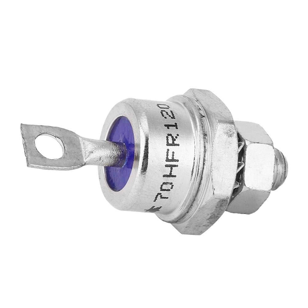 soudeuse commande de machine-outil 5 paires 70HFR120 70HF120 Diode de redressement 70A 1200V Diode de redressement en spirale pour charge de batterie commande de moteur convertisseur