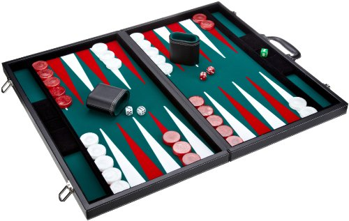 Philos 1715 Backgammon Tournament, Black ()